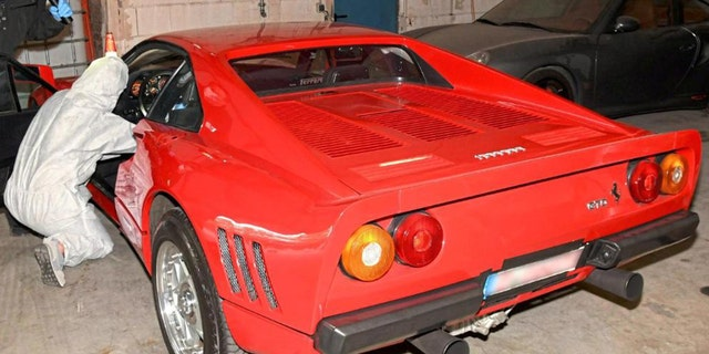 Cops expect an arrest in Ferrari test drive theft soon