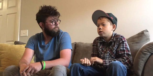 Finn Lanning said he eventually plans to adopt his former student, Damien. The 13-year-old expects to receive a new kidney in two weeks now that he's living in a stable home. (Denver's FOX 31)