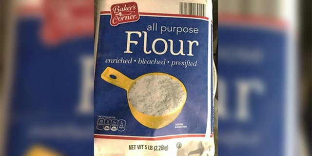 Five-pound bags of Baker's Corner Flour sole during ADLI stores have been removed over concerns about E. coli contamination.