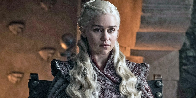 'Game of Thrones' star Emilia Clarke names potential new suspect behind show's infamous coffee cup snafu.jpg