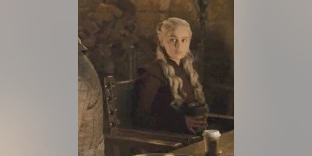 A to-go coffee cup was spotted in the final season of 'Game of Thrones.'