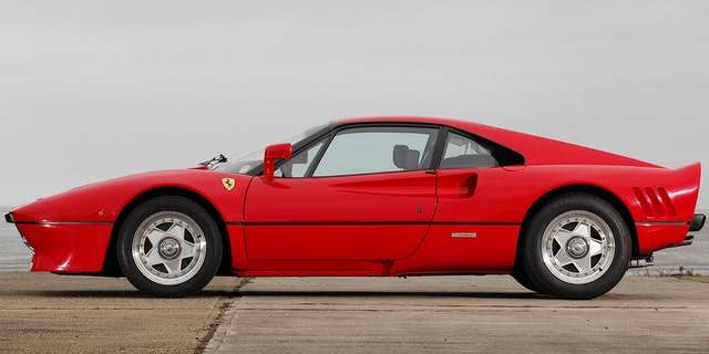Ferrari only built 272 examples of the 288 GTO.