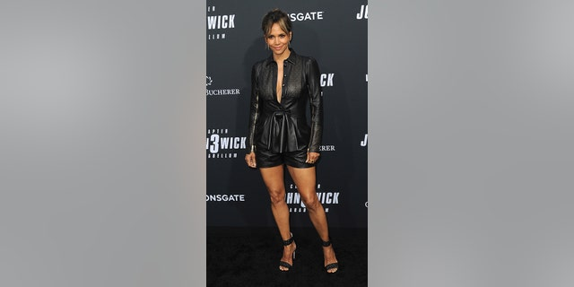 "Halle Berry arrives for the Special Screening Of Lionsgate's ""John Wick: Chapter 3 - Parabellum"" held at TCL Chinese Theatre on May 15, 2019 in Hollywood, California."