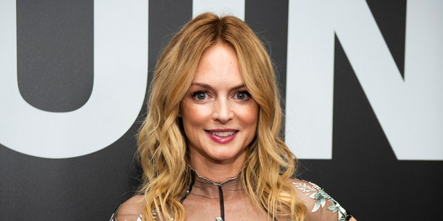 Heather Graham flaunted her incredible bikini bod while on vacation on Thursday.
