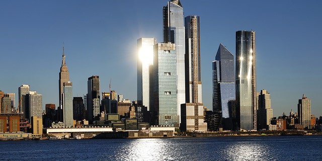 New York City's prestigious Hudson Yards is the new home to CNN.