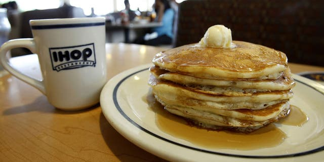 In the weeks ahead, IHOP plans to announce additional information on the $1 million fundraising goal and month-long National Military Appreciation crusade.