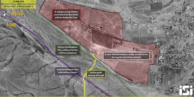 Pro-Iranian Shiite militias have controlled the area.