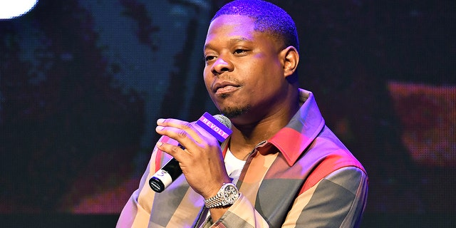 """Actor Jason Mitchell was let go from """"The Chi"""" and dropped by his agent and management following allegations of unspecified misconduct. Mitchell was acclaimed for his work in the series, as well as in films including """"Straight Outta Compton."""""""