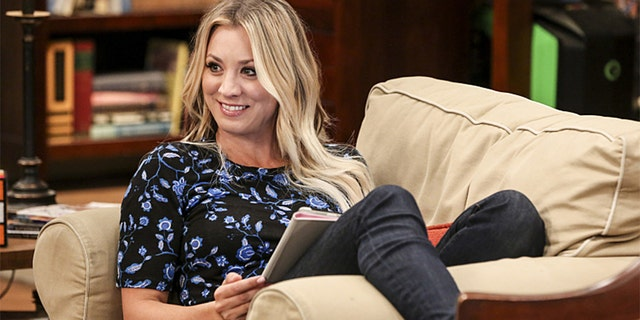 Kaley Cuoco. pictured, said she would do 'The Big Bang Theory' 'in a heartbeat.'
