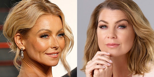 "Ellen Pompeo, the star of the long-running ABC series ""Grey's Anatomy,"" took to Twitter this week to defend Kelly Ripa over her comments about ""The Bachelor"" and ""The Bachelorette"" franchise."