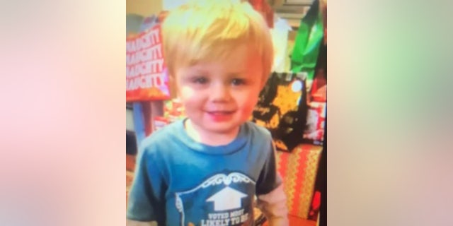 The search for a missing Kentucky toddler Kenneth Howard intensified on Tuesday.