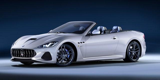 The Maserati GranTurismo Convertible has a starting price of $150,000.