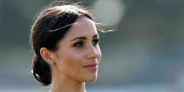 Meghan Markle became the Duchess of Sussex when she married Britain's Prince Harry.