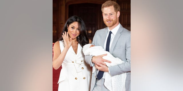 Westlake Legal Group meghan-markle-prince-harry-royal-baby-sussex-wave Meghan Markle 'wants to bail out on her terms,' says Prince Charles biographer: It's 'spiteful fury' Stephanie Nolasco fox-news/world/personalities/queen fox-news/world/personalities/british-royals fox-news/person/prince-harry fox-news/entertainment/celebrity-news/meghan-markle fox-news/entertainment fox news fnc/entertainment fnc article a641eb49-7812-53e6-912b-226d4add8be0