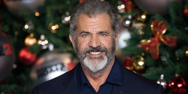 "Mel Gibson will star as Santa Claus in the upcoming comedy ""Fatman."""