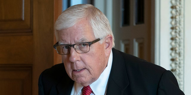 Wyoming Sen. Mike Enzi, R-Wyo., announced Saturday in the state he represents that he will not seek a fifth term in the Senate in 2020.