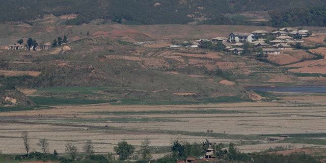 North Korea suffers the worst drought in nearly four decades, after only 5 cm of rain fell across the country in the first five months of this year.