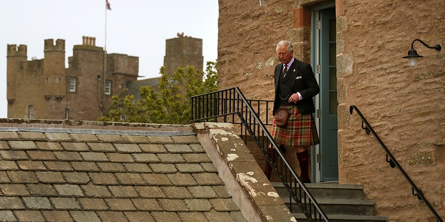 The Castle of Mey was a shelter and chateau for Prince Charles' grandmother Queen Elizabeth, a Queen Mother, for over 4 decades.