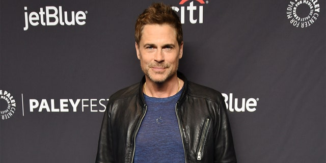 Rob Lowe attends The Paley Center For Media's 2019 PaleyFest LA -