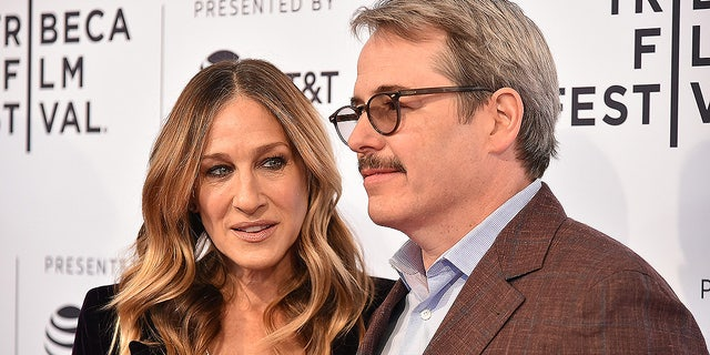 Sarah Jessica Parker slammed reports that she and husband Matthew Broderick got into a screaming match. The couple married since 1997.