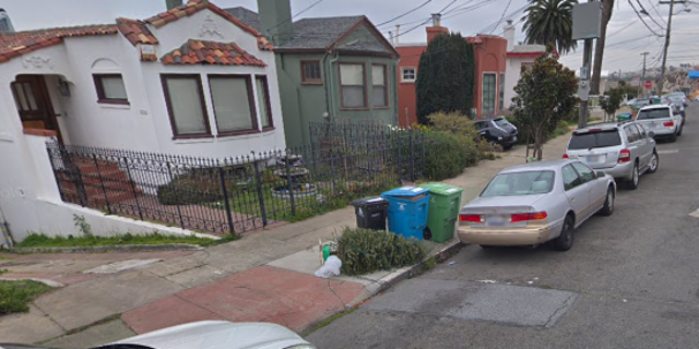 A San Francisco woman was kidnapped and raped in a home near Prague and Curtis Streets near McLaren Park earlier this month, police said.