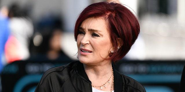 Sharon Osbourne on Extra