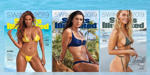 """Between these three women and the 31 additional that grace SI Swimsuit 2019, the message is clear. Beauty is synonymous with a lot more than just a pretty face."