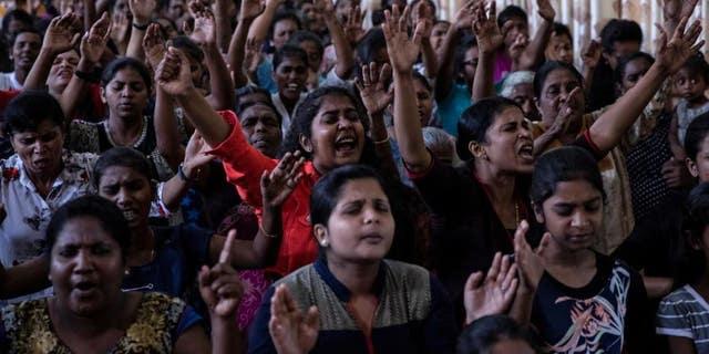 Westlake Legal Group sri-lanka-church-reuters-2 'Save us from the Satans': Survivors of Sri Lanka church attack pray fox-news/world/world-regions/asia fox-news/world/terrorism fox news fnc/world fnc edff15bc-04df-5301-bcc3-9275c0aa720d Christopher Carbone article
