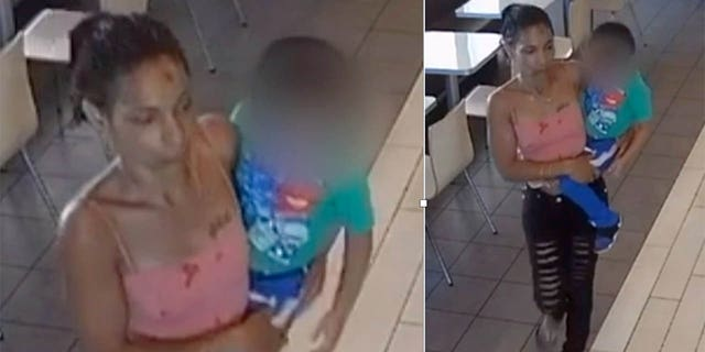 Police said they arrested 33-year-old Maralyn Ramos on Wednesday for allegedly kidnapping a 4-year-old boy from a Los Angeles McDonald's.