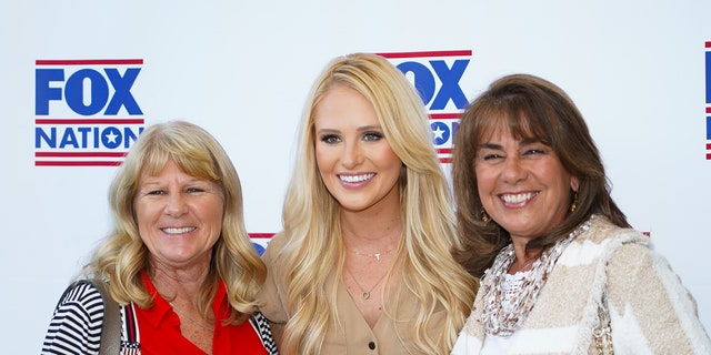 Fox Nation subscribers and fans got the opportunity to meet their favorite hosts and commentators, including Tomi Lahren, center. (Fox News)