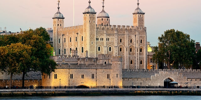 The Tower of London is a historic fortress in the heart of London. (istock)