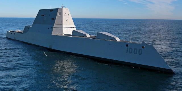 The USS Zumwalt