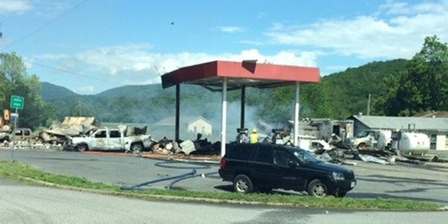 3 dead, 4 injured in Virginia gas station explosion