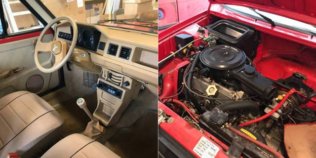 Like new' Yugo on Craigslist was parked in a garage for 31