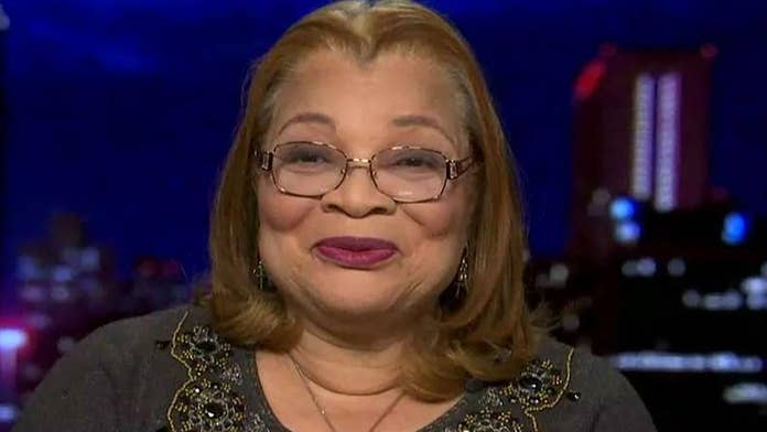 Dr. Alveda King pushes back on Beto, others on left: 'President Trump is not a racist'