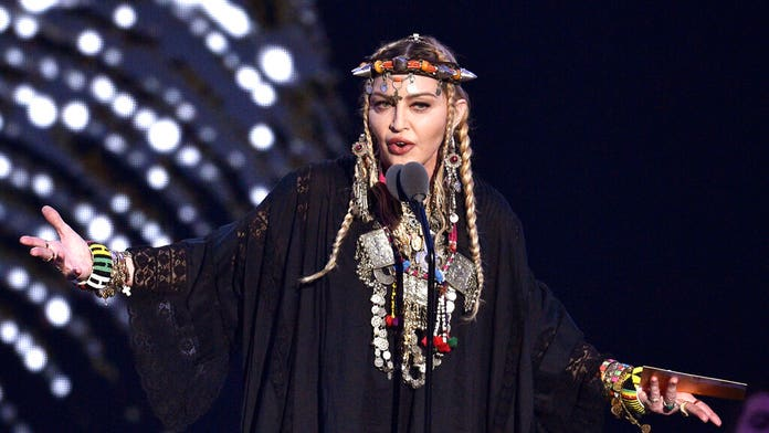 Israeli cultural minister slams Madonna over performance on Eurovision