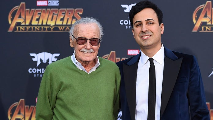 Stan Lee's ex-business manager arrested on suspicion of elder abuse