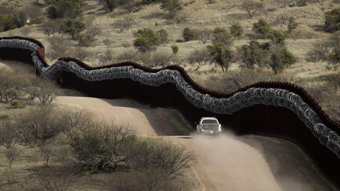 Second US service member found dead along Mexico border in Arizona