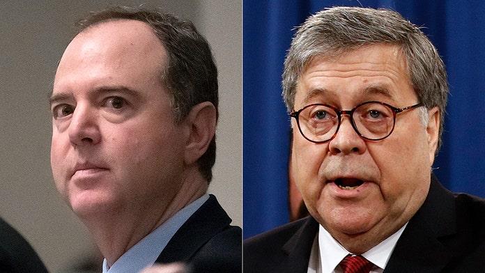 Trey Gowdy slams 'wannabe senator' Adam Schiff for opposing declassification of Russia probe documents