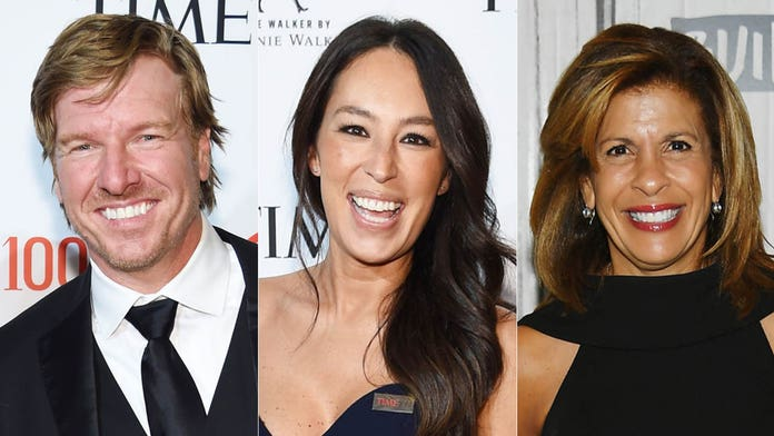 Chip and Joanna Gaines help Hoda Kotb with baby Hope, 'Today' anchor says
