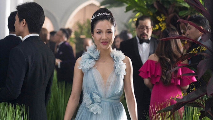Constance Wu's Marchesa dress from 'Crazy Rich Asians' donated to the Smithsonian