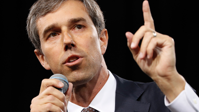 O'Rourke suggests using tax code to transfer wealth from rich whites to African-Americans