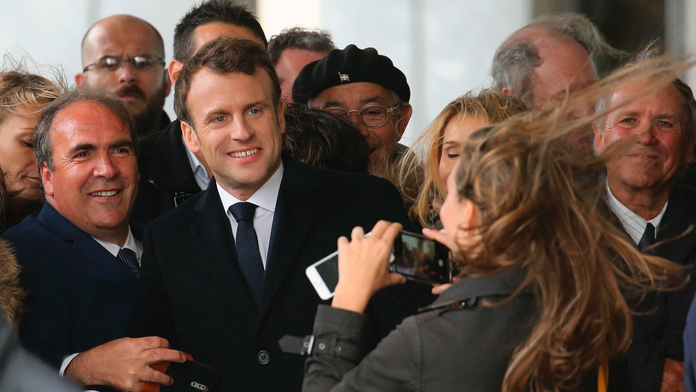 France's Macron forced to curb his ambitions for Europe