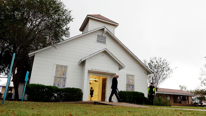 Texas church opening new sanctuary 18 months after massacre