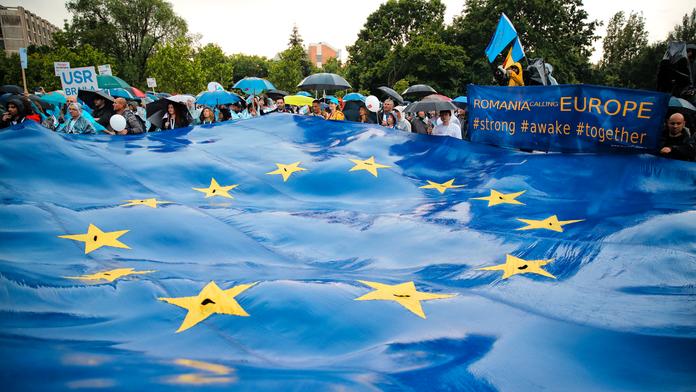 The Latest: Slovak far-right could reach European Parliament