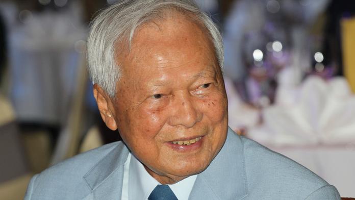 Thai media report death of ex-PM Prem Tinsulanonda