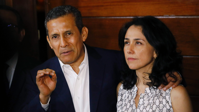 Prosecutor requests 20 years in jail for ex-Peru president