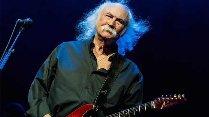 David Crosby opens up about how he got clean from drugs while in prison
