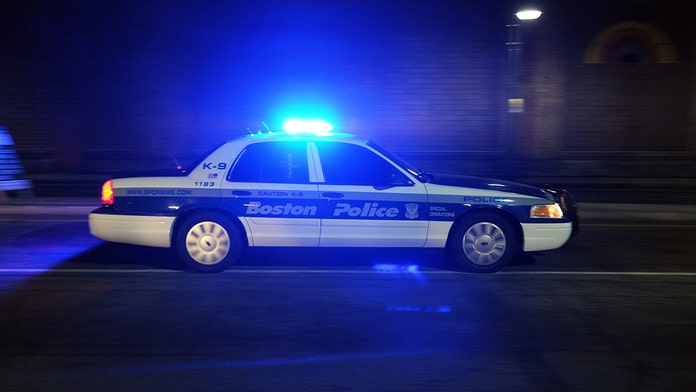 Toddler suffers broken collarbone after being hit by Boston Police cruiser: report