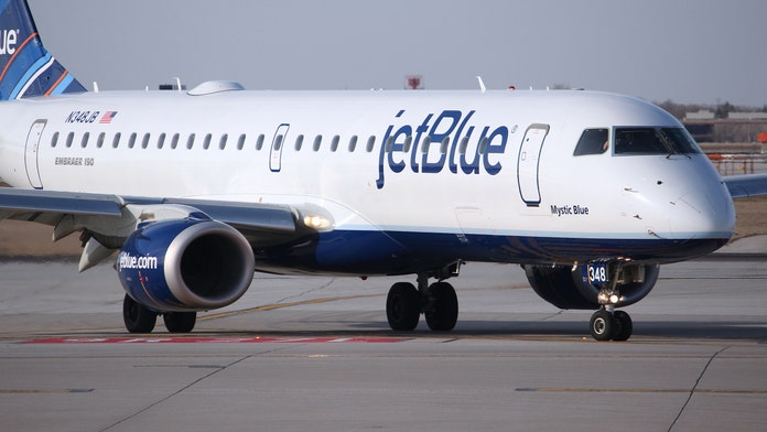 JetBlue blames 'global' system outage for check-in problems, long lines at airports